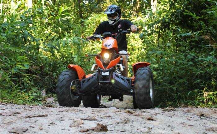 ATV Track 30 Min