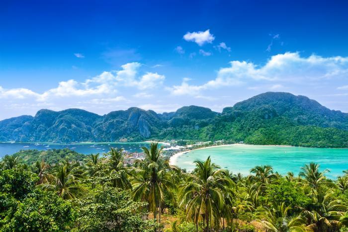 Phi Phi Island +  Khai Island by Speedboat