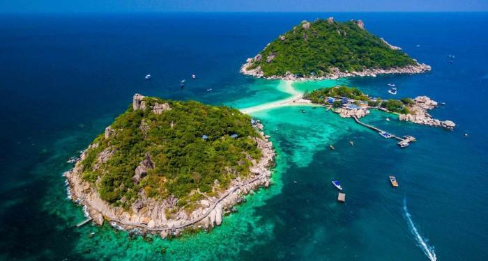 ทัวร์เกาะเต่า + เกาะนางยวน โดยเรือสปีดโบ๊ท (มิสเตอร์ตู๋สปีดโบ๊ท)