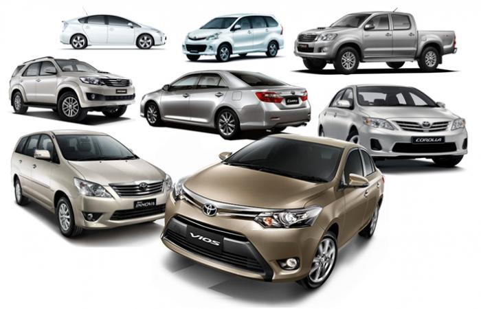 Charter Car - Chaing Mai